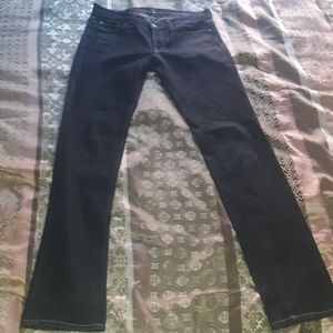 7 for all mankind  size 27 blue Roxanne
